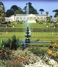 Leisure Activities near Budleigh Salterton in South Devon - Bicton Park Botanical Gardens