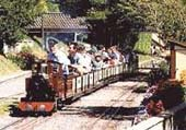 Leisure Activities near Budleigh Salterton in South Devon - Train Rides at Pecorama