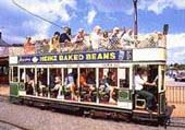 Leisure Activities near Budleigh Salterton in South Devon - Seaton Tramway